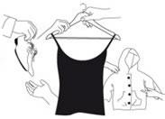 FACEBOOK : trouver des vêtements. d'occasion !