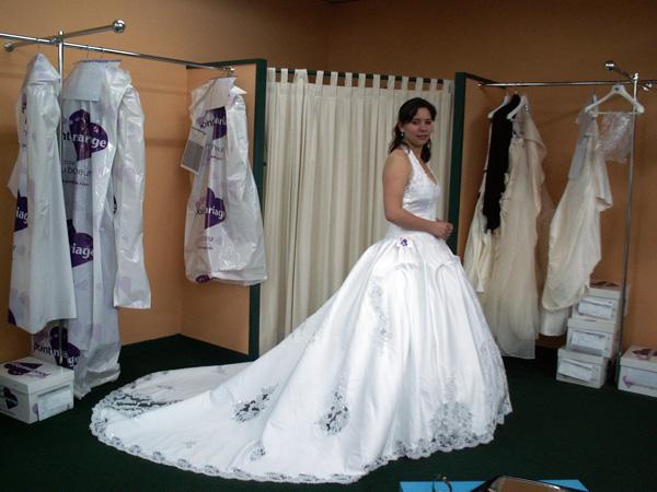 La robe princesse m2 m1 m11