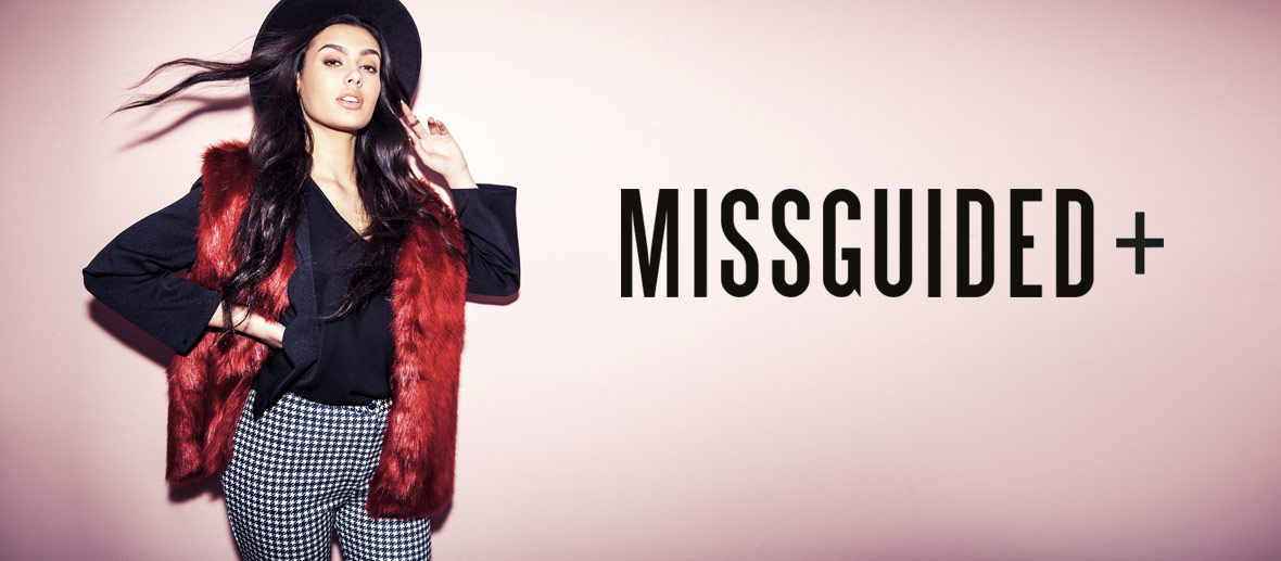 Missguided+ : paix, amour et mode