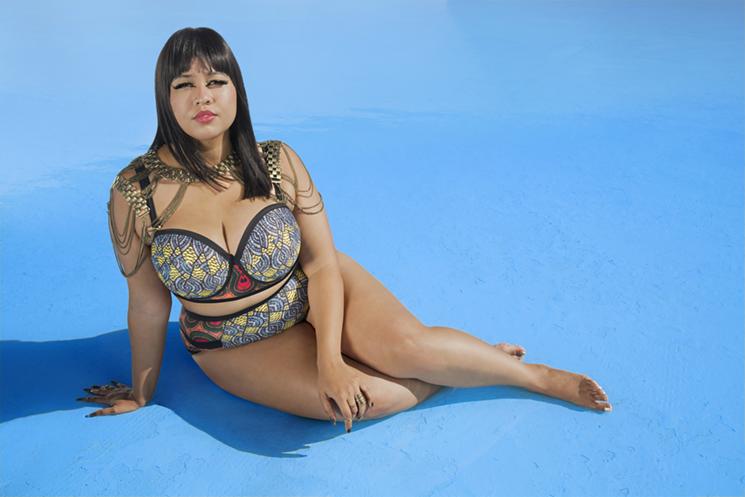 La blogeuse Gabifresh, un ligne de maillots de bain.