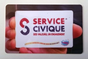 carte service civique