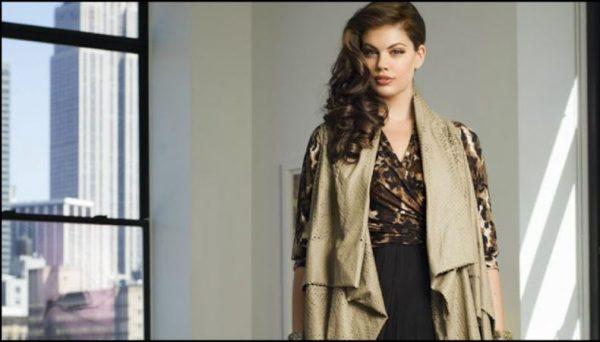 Femmes rondes : des vêtements « Made in France » !