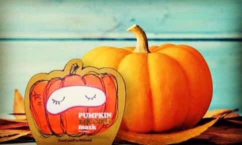 Halloween et citrouille le nouveau masque qui fait sensation !hellip