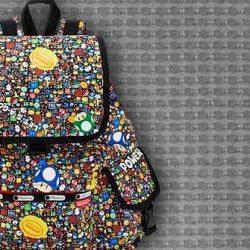 Geek, des sacs à l'effigie de l'univers Nintendo et mario. http://beauteronde.fr/geek-des-sacs-a-leffigie-de-lunivers-nintendo/ #lesportsac #mario #Nintendo #love #socialenvy #beauteronde #smile #look #instacool #style #swag