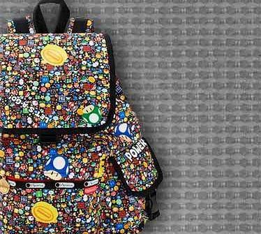 Geek des sacs  leffigie de lunivers Nintendo et mariohellip