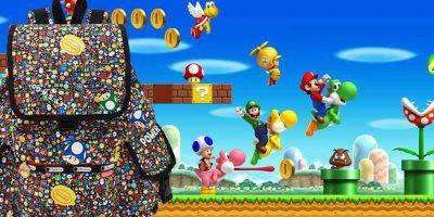 Geek : des sacs à l'effigie de l'univers Nintendo !