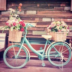 Trop mignon ce vélo tout bleu <3  #cycle #velo #photoftheday #photographie #beautiful #instagood #color #moment #love #pleaseforgiveme #bleu #sport #cycliste