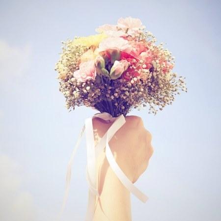 Je vois la vie en rose love happy pink flowershellip
