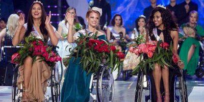 Un concours de Miss Monde pour «changer l'image des femmes en fauteuil roulant»