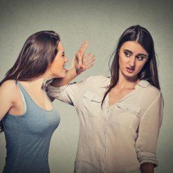 La rivalité entre les femmes