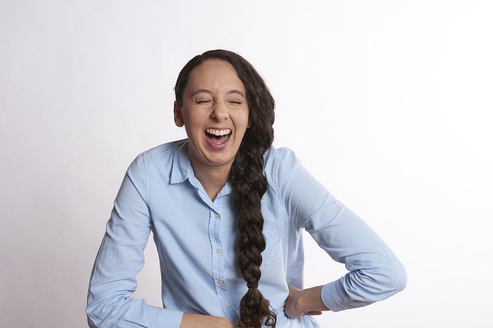 santé rire
