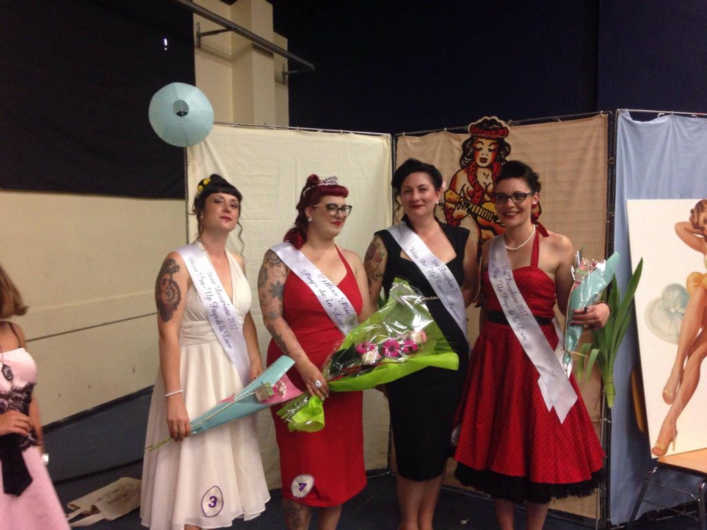 Miss Pin-Up Pays de Loire