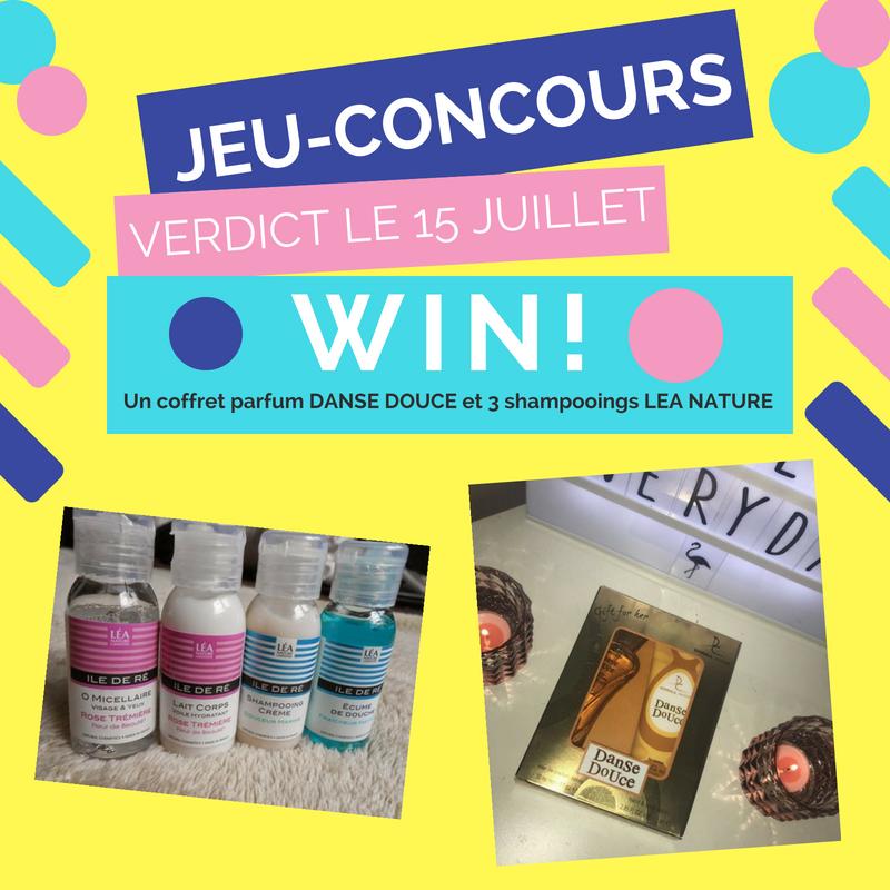 Jeu-concours blog
