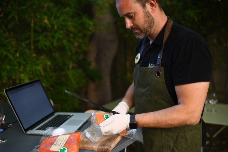 Temps gourmand : le saumon et ses bienfaits sur la santé !