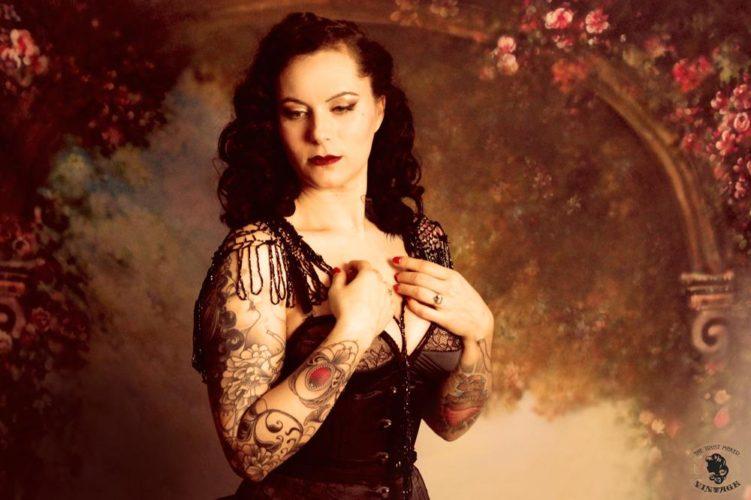 Rencontre avec Nena Valverde (alias marion - M6 Audition Secrète) : belle chanteuse rétro et jazz !