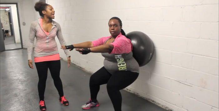 Sport-fitness-plus-size