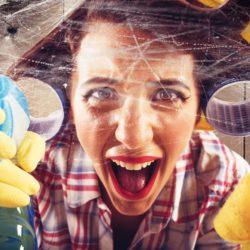 J'ai peur des insectes… encore plus des araignées !