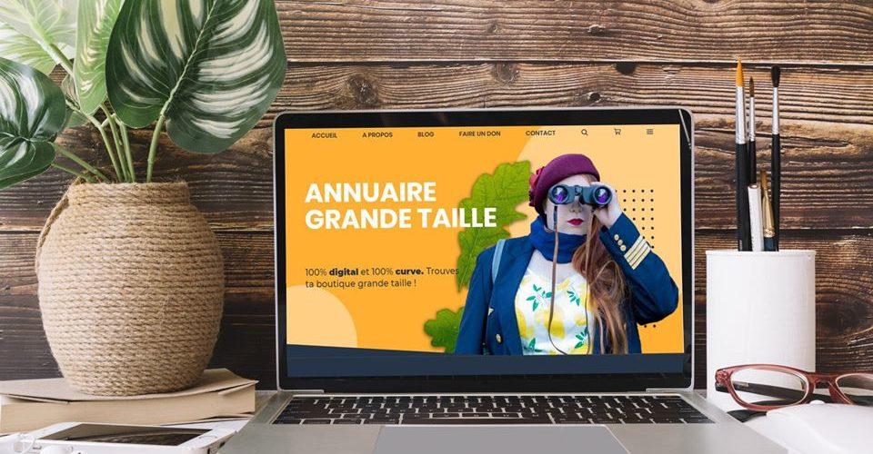 Annuairegrandetaille.fr : enfin un annuaire 100% curve et plus size !