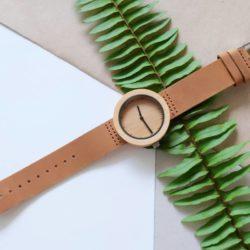 Montres en bois : on aime la mode écologique !