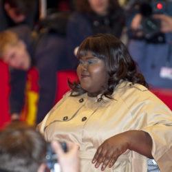L'art tout en rondeurs : gabourey sidibe, une actrice à la beauté naturelle dans la capitale du cinéma !