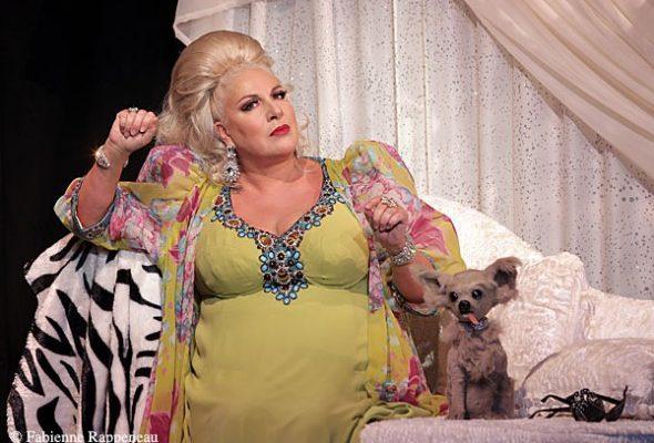 La chanteuse Marianne James : quand les rondeurs sont synonymes de féminité !