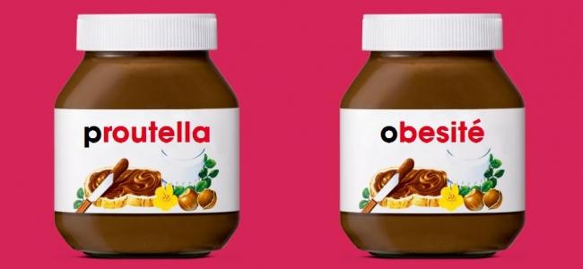 Nutella, erreur de communication !