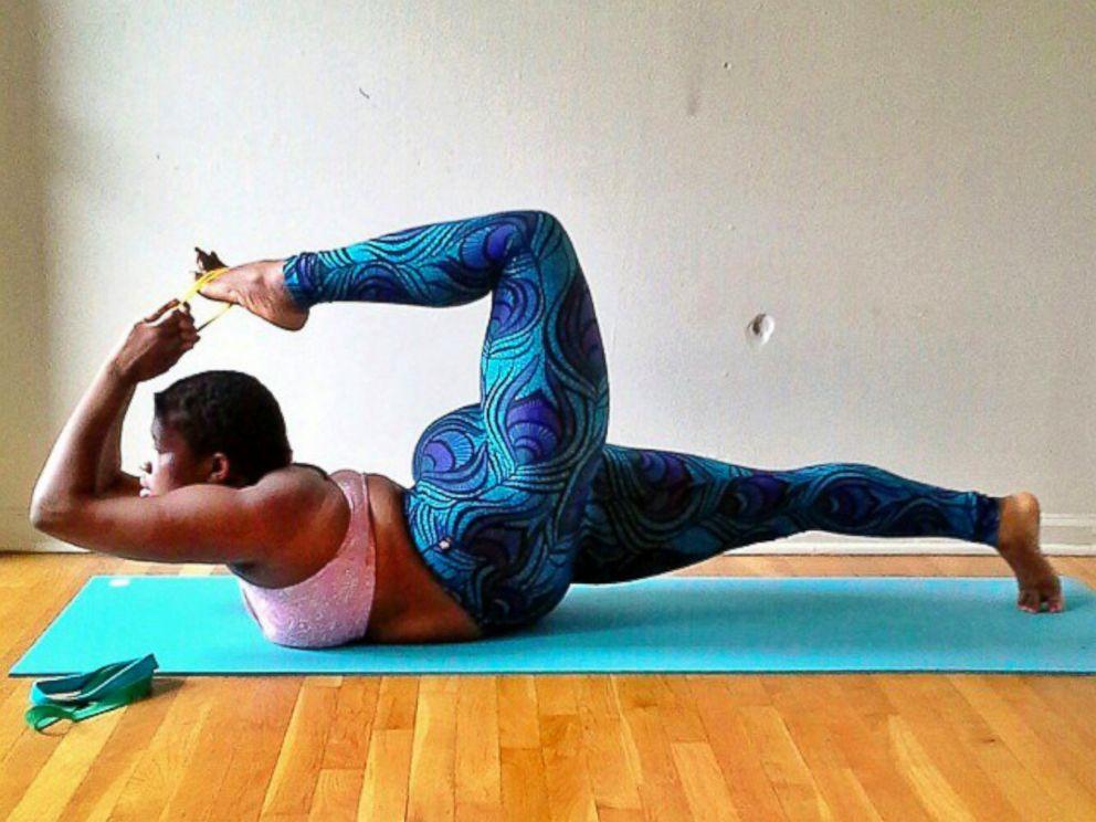 Un professeur de yoga pas comme les autres