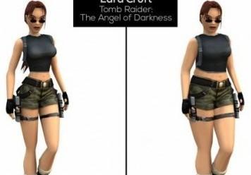 """Les héroïnes de jeux vidéos deviennent """"réaliste""""."""