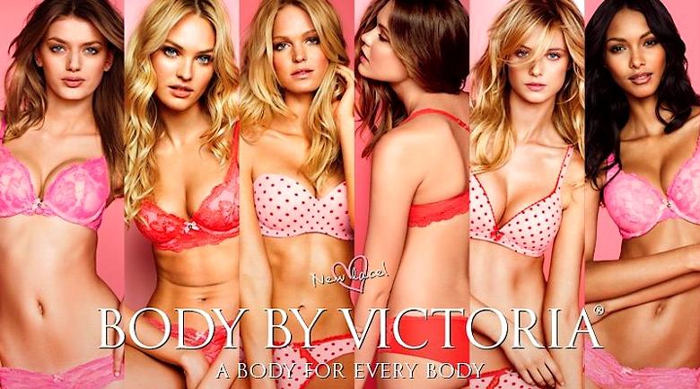 Bientôt des modèles grandes tailles chez Victoria Secret?