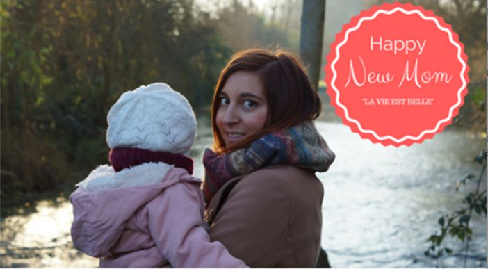 Une semaine, un blog : l'interview d'Happy New Mom !