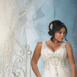 Femmes rondes : une robe de mariée sur-mesure ?
