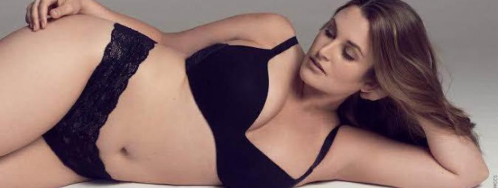 Femmes rondes : de la lingerie sexy !