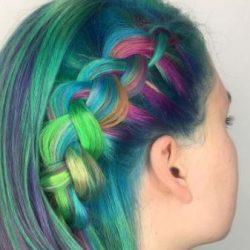 «Pravana vivids» : une couleur des cheveux qui change avec la température !