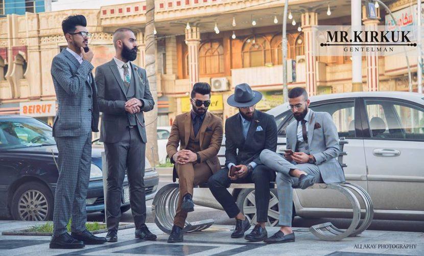 Mr Kirkuk : hipsters et gentlemans en Irak
