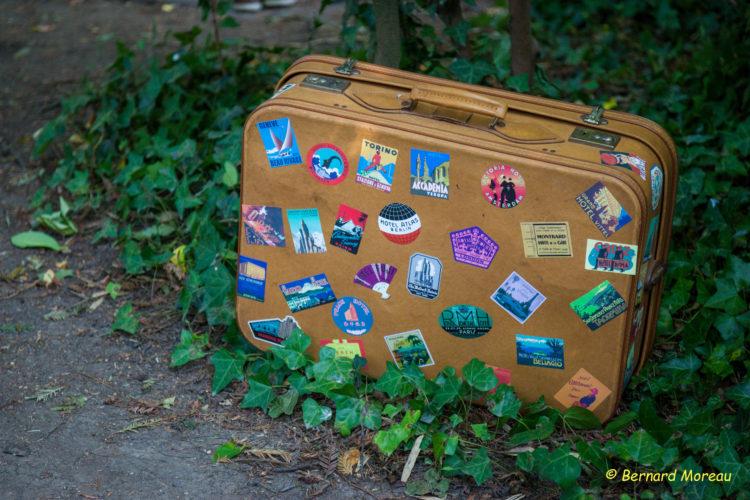 Rétro : créer une valise vintage tendance pas chère ?