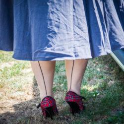 Chaussmart : des chaussures pour femmes rondes... jusqu'à la taille 50 !