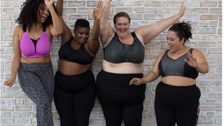 Clichés : et oui... les femmes rondes font aussi du sport !
