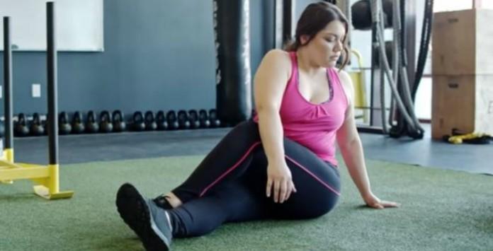 Stop aux clichés : les femmes rondes peuvent aussi faire du sport !
