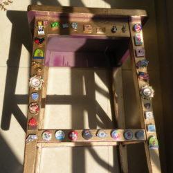 Pins personnalisables et médailles personnalisées… Une tendance rétro que j'adore !