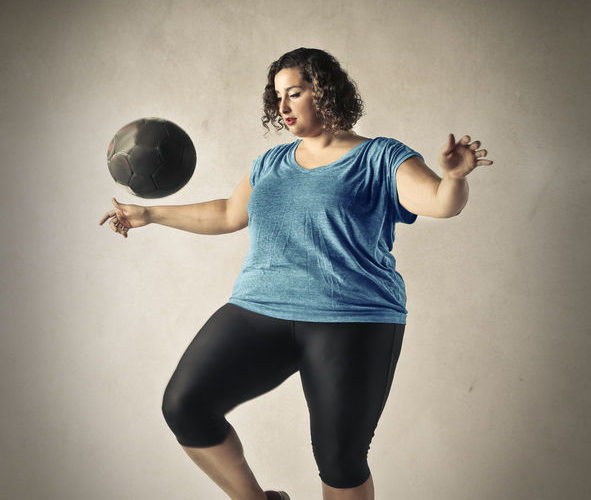 On ne devient pas obèse par choix, ni par manque de volonté. C'est une étude britannique que le dit !