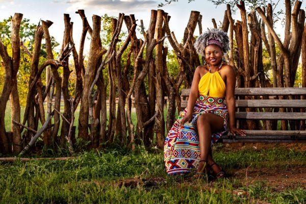 Les rondes et la mode africaine : un mariage qui fait la tendance !