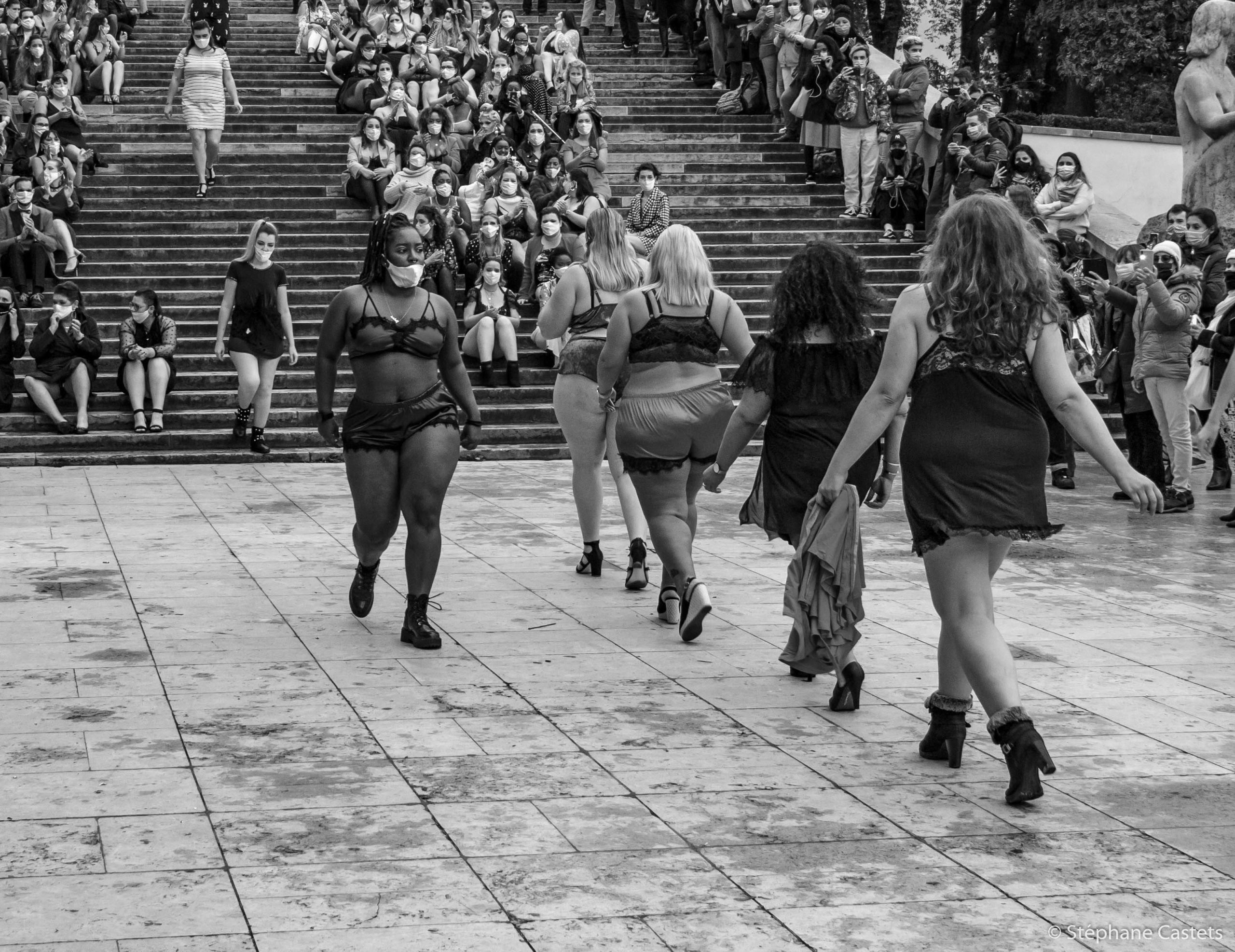 Bodypositive The All Size Catwalk