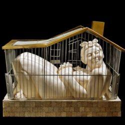 L'art tout en rondeurs : lindsey de ovies, une remise en question de la mondialisation ?