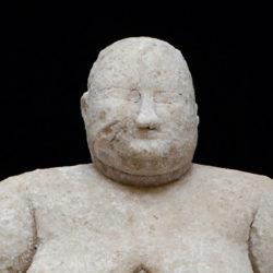 La vénus de catal höyük : en 8000 avant Jésus Chris les déesse étaient rondes !